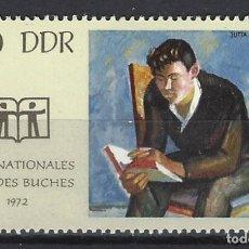 Briefmarken - ALEMANIA / RDA / DDR 1972 - SELLO NUEVO ** - 161103370