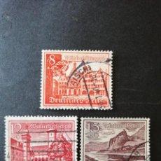 Sellos: IMPERIO AÑO 1939 YT 658-659 Y 660. Lote 161120786