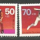 Sellos: YT 528-29 BERLIN-ALEMANIA 1978 COMPLETA. Lote 164838834