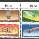 Sellos: YT 524-27 BERLIN-ALEMANIA 1978 COMPLETA. Lote 164838966