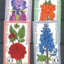 Sellos: YT 488-91 BERLIN-ALEMANIA 1976 COMPLETA. Lote 164839514