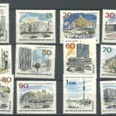 Sellos: YT 230-41 BERLIN-ALEMANIA 1965 COMPLETA. Lote 178346840