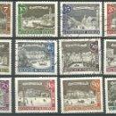 Sellos: YT 196-207 BERLIN-ALEMANIA 1962 COMPLETA. Lote 164840718