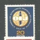 Sellos: YT 910 Y 865 DDR (ALEMANIA ORIENTAL) 1966 . Lote 164844822