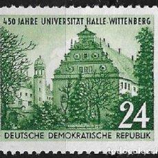 Briefmarken - ALEMANIA DDR 1952 ** NUEVO - 5/29 - 164904546