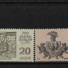 Briefmarken - ALEMANIA DDR 1986 ** NUEVO - 5/29 - 164904682