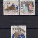 Sellos: ALEMANIA 1990 ** NUEVO - 5/29. Lote 164905342