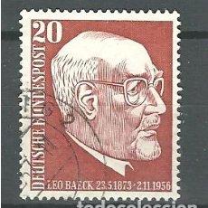 Briefmarken - YT 152 Alemania 1957 - 166448549