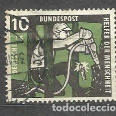 Sellos: YT 143 ALEMANIA 1957. Lote 168169885