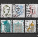 Sellos: ALEMANIA LOTE SERIE BASICA USADOS - 5/42. Lote 168267468