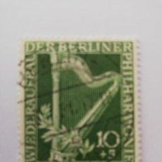 Sellos: BERLIN AÑO 1950 YT58. Lote 170388772