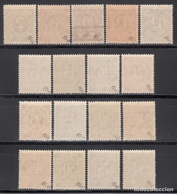 Sellos: ALEMANIA, BIZONA, 1948 YVERT Nº 20 A / 20 S, /**/ SOBRECARGA TIPO II - Foto 2 - 170984498