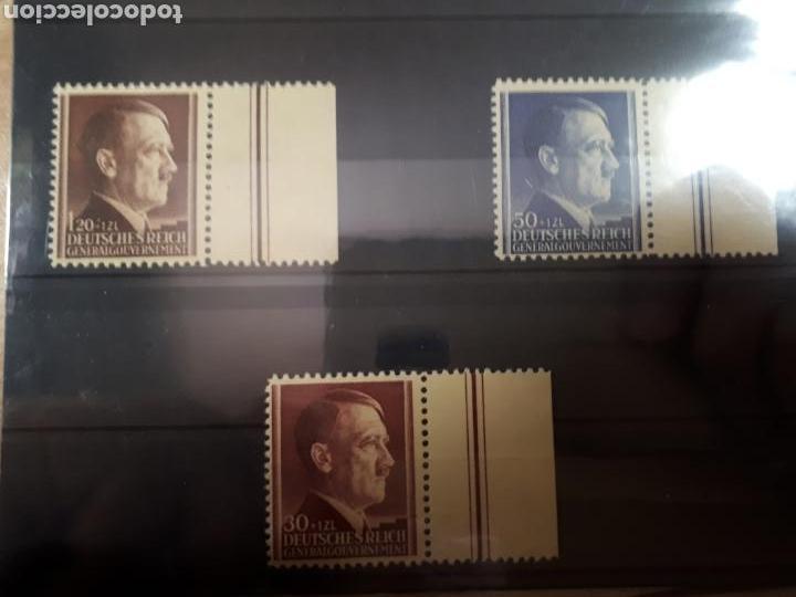 SELLOS ALEMANIA 1942 GOBIERNO GENERAL POLONIA LOTE N. 413 (Sellos - Extranjero - Europa - Alemania)