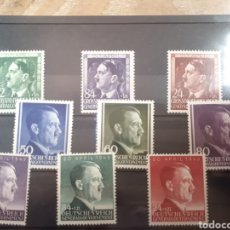 Sellos: SELL9S ALEMANIA HITLER GOBIERNO GENERAL POLONIA AÑO 1943 LOTE N. 437. Lote 171260768