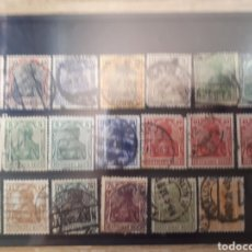 Sellos: SELLOS DE ALEMANIA AÑO 1916 LOT.N.758. Lote 172080125