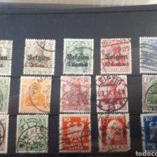 Francobolli: SELLOS DE ALEMANIA Y OCUPACION ALEMANA LOT.N.771. Lote 172113609