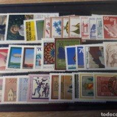 Sellos: SELLOS ALEMANIA 1978 NUEVOS LOT.N.10028. Lote 175309994