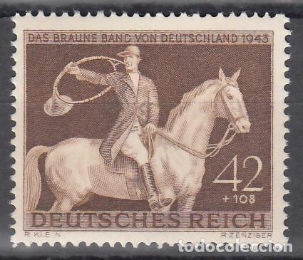 ALEMANIA IMPERIO, 1943 YVERT Nº 775 /**/, SIN FIJASELLOS. (Sellos - Extranjero - Europa - Alemania)
