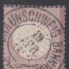 Sellos: ALEMANIA IMPERIO, 1872 YVERT Nº 13 . Lote 177528754