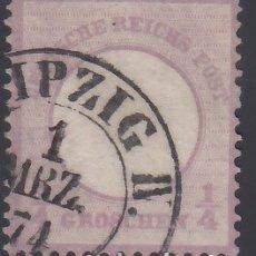 Sellos: ALEMANIA IMPERIO, 1872 YVERT Nº 13 . Lote 177528760