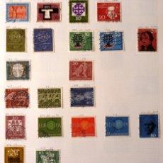 Sellos: SELLOS ALEMANIA 1959 - FOTO 610 - Nº 185, USADO. Lote 177806922