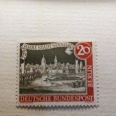 Sellos: BERLIN YT NUM 140 AÑO 1957. Lote 178974628