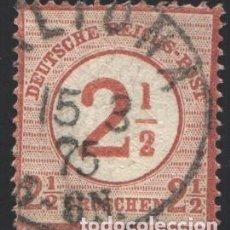 Sellos: ALEMANIA IMPERIO, 1874 YVERT Nº 28 . Lote 179107773
