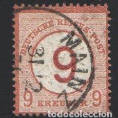 Sellos: ALEMANIA IMPERIO, 1874 YVERT Nº 29 . Lote 179107833