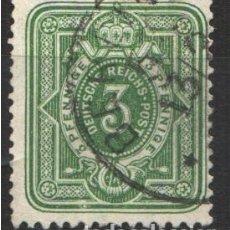 Sellos: ALEMANIA IMPERIO, 1875-77 YVERT Nº 30. Lote 179112933