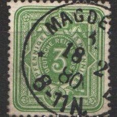 Sellos: ALEMANIA IMPERIO, 1875-77 YVERT Nº 30. Lote 179112975
