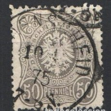 Sellos: ALEMANIA IMPERIO, 1875-77 YVERT Nº 35 . Lote 179113287