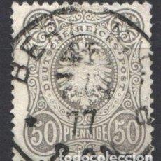 Sellos: ALEMANIA IMPERIO, 1875-77 YVERT Nº 35 . Lote 179113311