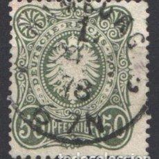 Sellos: ALEMANIA IMPERIO, 1875-77 YVERT Nº 35 . Lote 179113335