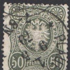 Sellos: ALEMANIA IMPERIO, 1875-77 YVERT Nº 35 . Lote 179113381
