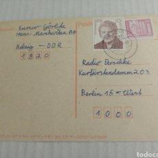 Sellos: DDR ALEMANIA. Lote 180221995