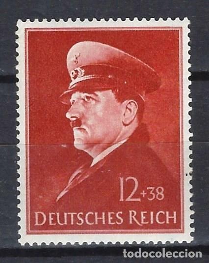 ALEMANIA 1941 - 52º ANIVERSARIO DE A.HITLER - SELLO NUEVO ** (Sellos - Extranjero - Europa - Alemania)