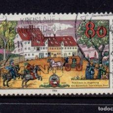 Sellos: ALEMANIA 1057 - AÑO 1984 - DIA DEL SELLO. Lote 180386183