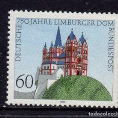Sellos: ALEMANIA 1082** - AÑO 1985 - 750º ANIVERSARIO DE LA CATEDRAL DE LIMBURG. Lote 180387236