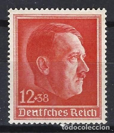 ALEMANIA 1938 - 49º ANIVERSARIO DEL A.HITLER - SELLO NUEVO ** (Sellos - Extranjero - Europa - Alemania)
