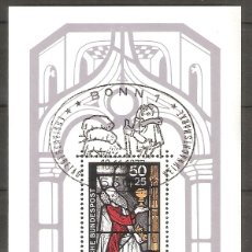 Sellos: ALEMANIA FEDERAL.1977. HB. MI 15. Lote 181173888