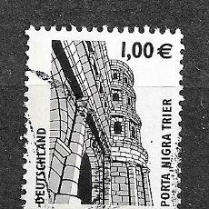 Sellos: ALEMANIA,RFA,MONUMENTOS,2002,MICHEL 2301,USADOS. Lote 183027537