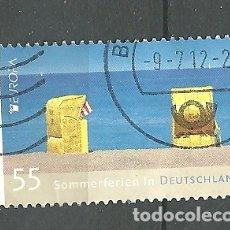 Sellos: YT 2758 ALEMANIA 2012 . Lote 183664026