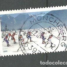 Sellos: YT 2735 ALEMANIA 2012 . Lote 183665013