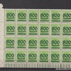 Sellos: ALEMANIA REICH 1923 MICHEL 308 ** - 11. Lote 184701267