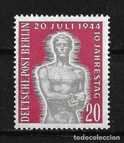 ALEMANIA BERLIN 1954 MICHEL 119 SERIE COMPLETA ** - 17/14 (Sellos - Extranjero - Europa - Alemania)