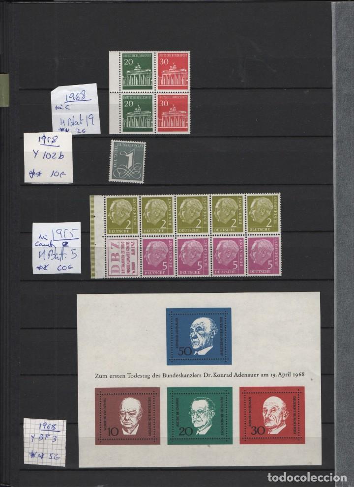 Sellos: RESTO COLECCION DE SELLOS DE R. FEDERAL ALEMANIA - Foto 2 - 186220247