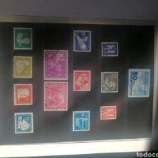 Sellos: ALEMANIA DDR ~ USADO ~ 1949/1966 ALBUM LINDNER. Lote 190580577