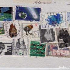 Sellos: LOTE DE 13 SELLOS USADOS, ALEMANIA. Lote 191395133