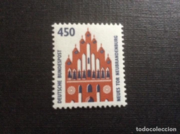ALEMANIA FEDERAL Nº YVERT 1453*** AÑO 1992. SERIE CORRIENTE (Sellos - Extranjero - Europa - Alemania)