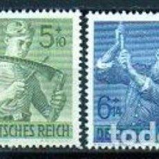 Sellos: SELLOS USADOS DE ALEMANIA REICH, YT 769/ 72.. Lote 194061488